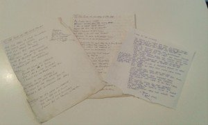 Handwritten Songs