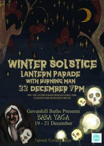 Winter Solstice Lantern Parade 22 December 2018