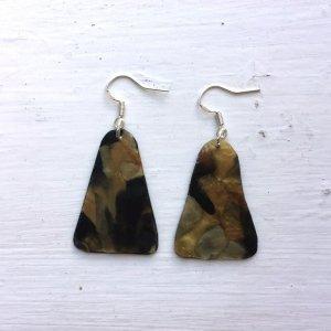 triangle earrings crush