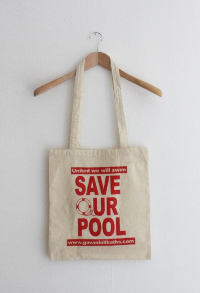 Save Our Pool Tote Bag Product Image