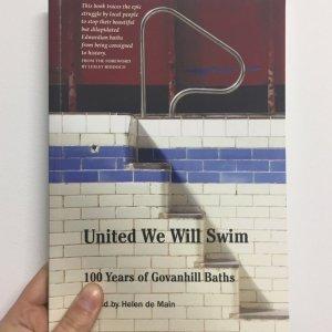 United We Will Swim Book
